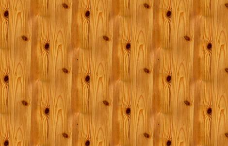 Knotty Pine fabric by kadenza on Spoonflower - custom fabric