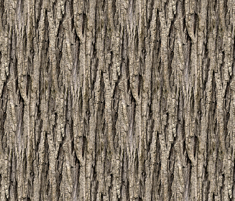 Bark fabric by kadenza on Spoonflower - custom fabric