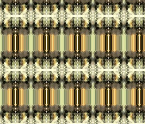 Nature's Stripe fabric by alpaca_lady on Spoonflower - custom fabric
