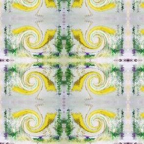 waterbird swirl