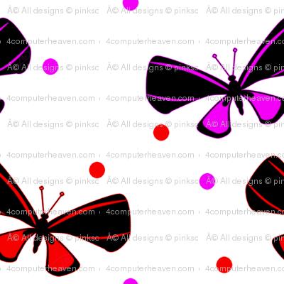 Flutter Dots! - © PinkSodaPop 4ComputerHeaven.com