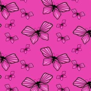 One Googillion Fluttering Pinks!  - © PinkSodaPop 4ComputerHeaven.com