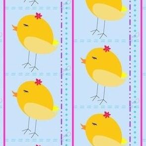 Chicky Doodle Dee Plaid! - © PinkSodaPop 4ComputerHeaven.com