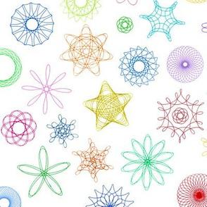 spirograph designs!
