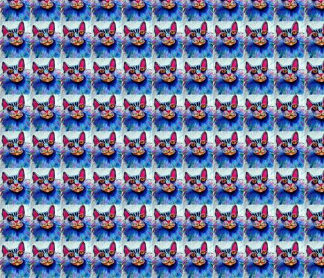 ally's kat fabric by pjay on Spoonflower - custom fabric