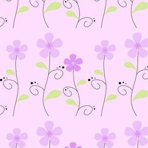 Garden Sweetness! - Pink -  © PinkSodaPop 4ComputerHeaven.com