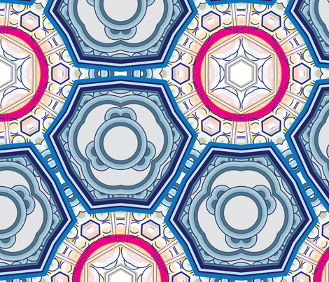 microdefender of salt fabric by matthandlersux on Spoonflower - custom fabric