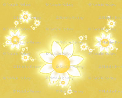 Daisies Are Little Suns