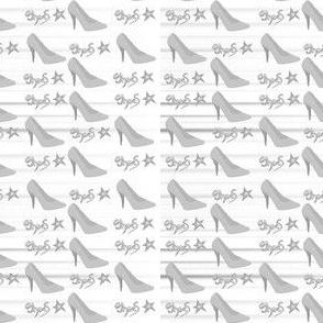 Shoes, shoes, shoes!