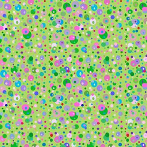Francine La Froggie Bubble Dots by Rosanna Hope for Babybonbons