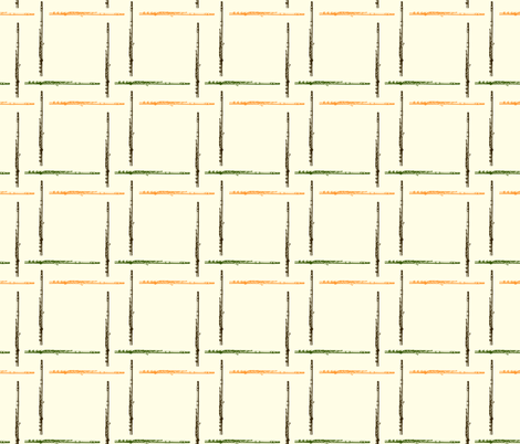 Plaid Flute fabric by marchingbandstuff on Spoonflower - custom fabric