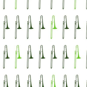Green Trombones