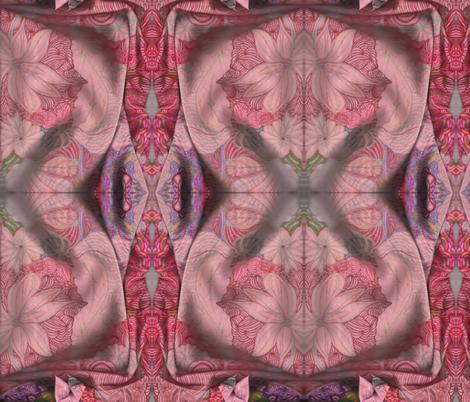 Jax T Bunched fabric by jamjax on Spoonflower - custom fabric