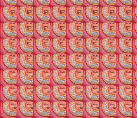 Cherry Blossom fabric by lari on Spoonflower - custom fabric