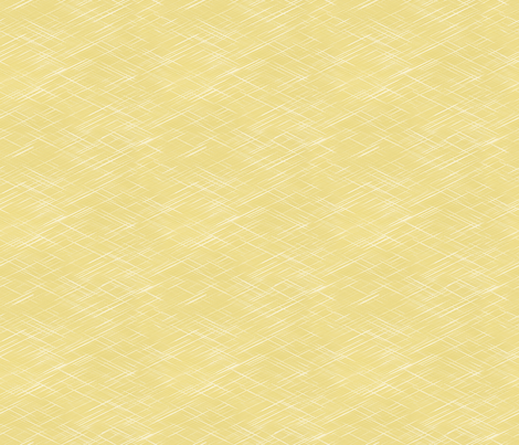 Shabby Yellow Grande fabric by kristopherk on Spoonflower - custom fabric