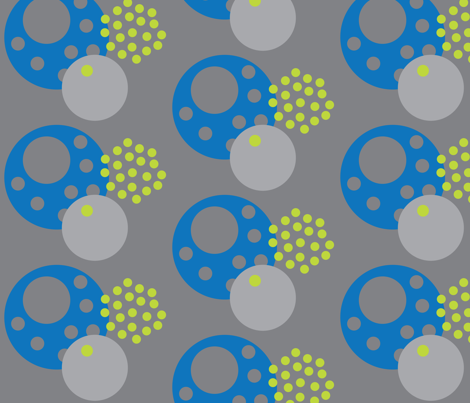 eggdots9 fabric by dolphinandcondor on Spoonflower - custom fabric