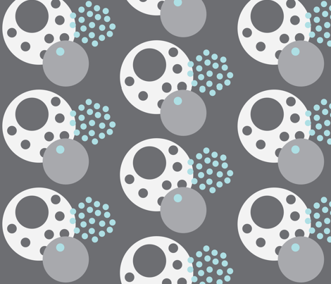 eggdots10 fabric by dolphinandcondor on Spoonflower - custom fabric