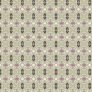 Sweet_Peas_Pink_Shell_Pattern