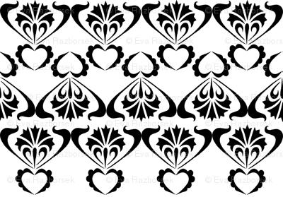 black and white no. 04