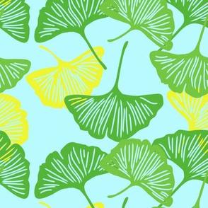 Gingko Tropicale