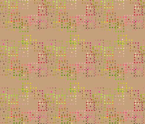 Graded_Grains_Taupe fabric by patsijean on Spoonflower - custom fabric