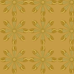 Aldrovanda (Earth Tones)