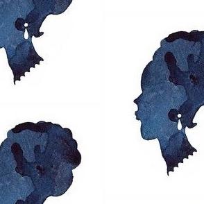 C'EST LA VIV™ CAMEO Collection_PEARL EARING