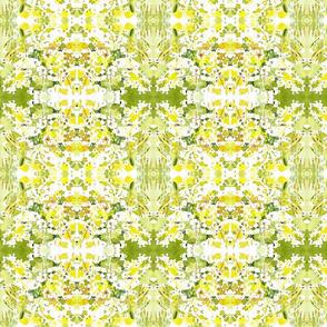 C'EST LA VIV™ Garden Lark Collection_YELLOW AND WHITE