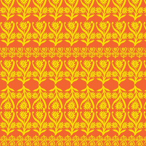 sunflowers pattern no.02