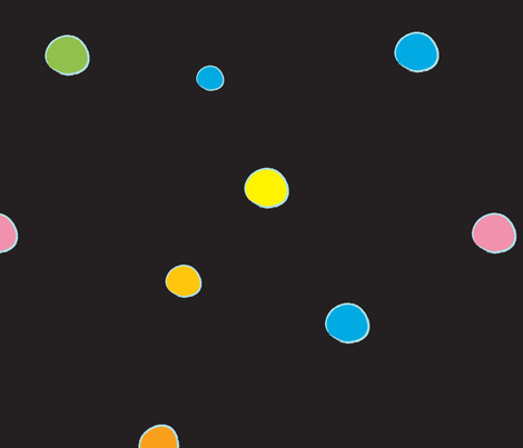 dots fabric by naomibroudo on Spoonflower - custom fabric