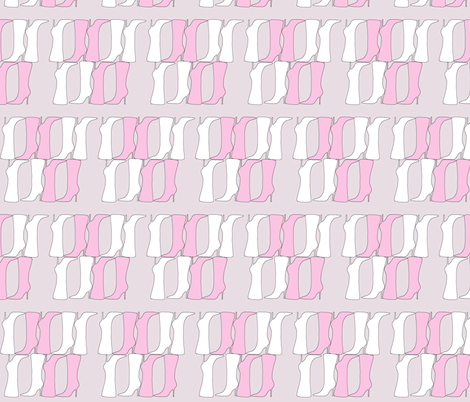 Two Boot fabric by creedancelovesyou on Spoonflower - custom fabric