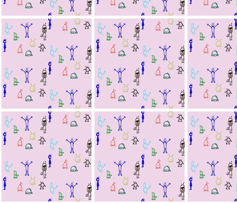 garts_robuts fabric by chad on Spoonflower - custom fabric