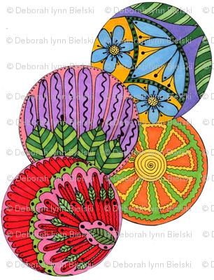 Circles of Potpourri