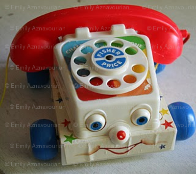 Old Toy Phone