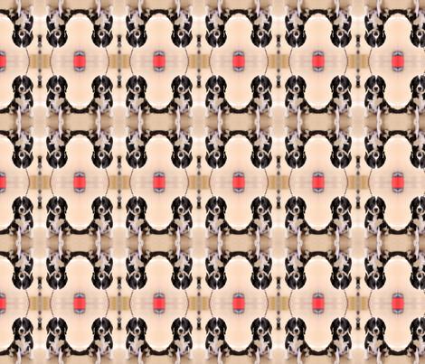 Cookie fabric by cheekadee on Spoonflower - custom fabric