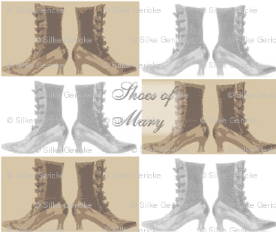 Shoes of Mary