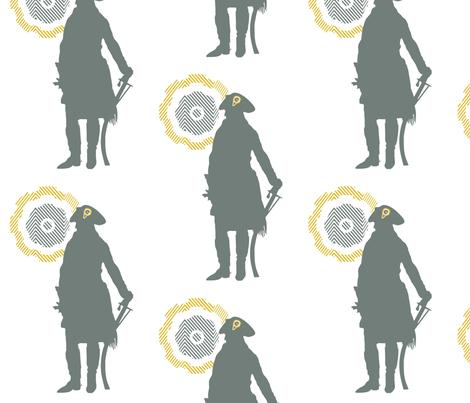 Napoleon fabric by gpeaks on Spoonflower - custom fabric