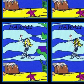 Hawaiian Mermaid Treasure