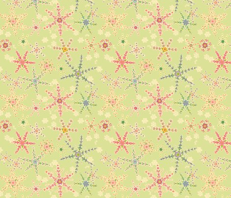 Rsnowflowergreenfabric_shop_preview