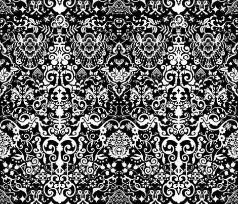 Opulent 4 fabric by jadegordon on Spoonflower - custom fabric