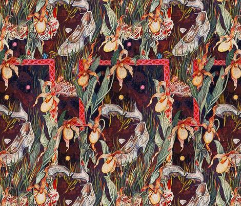 A Broken Promise Too fabric by helenklebesadel on Spoonflower - custom fabric