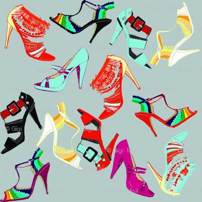 Fun shoes_grey