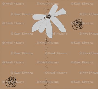 FUNKY FLOWERS STREAM-189
