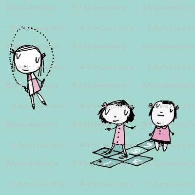 playground girls