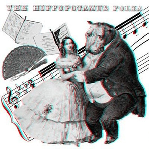 3D VictoriAnaglyph - The HipPolka