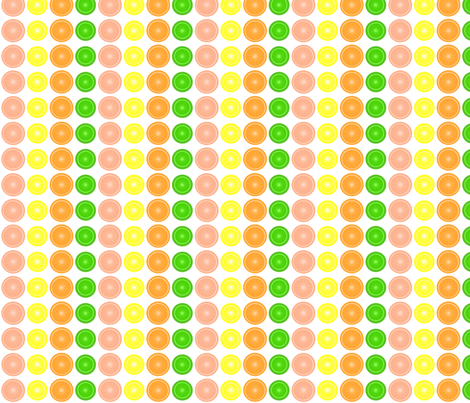 Sweet and Sour fabric by winter on Spoonflower - custom fabric