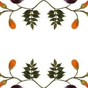 Hummingbird-white