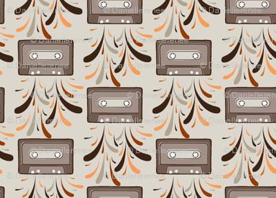 Cassette Explosion Retro