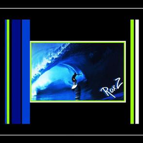 RoxZ BLUE Lg Toss
