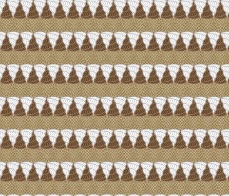 IceCream-sm fabric by shala on Spoonflower - custom fabric